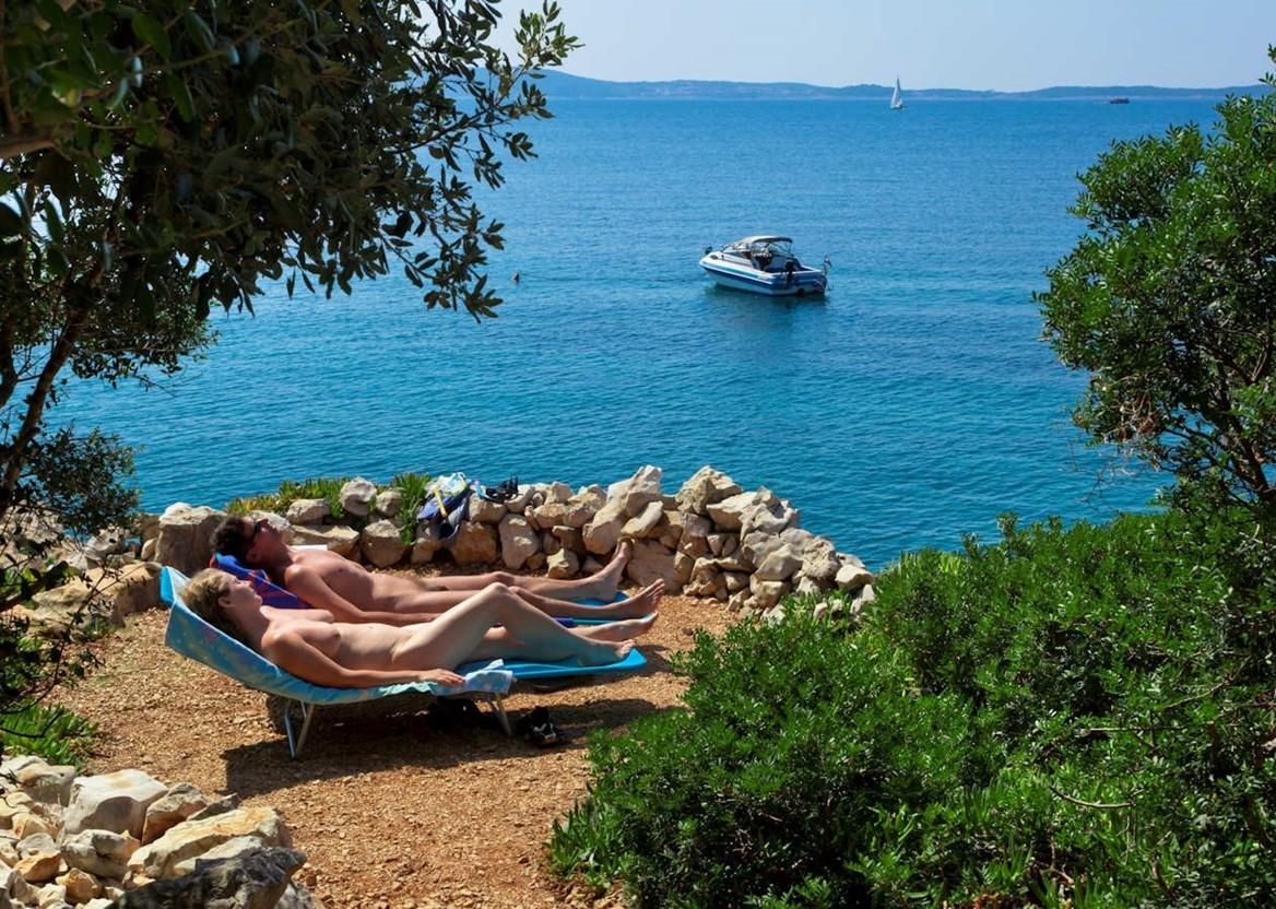 Krk fkk Croatia Naturally